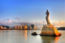 <珠海一日游纯玩 >环岛游含游轮船票市内免费接送+赠送午餐和旅游意外保险