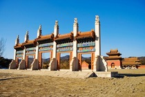 北京-清东陵跟团游 北京旅游 清东陵旅游 清东陵纯玩一日游