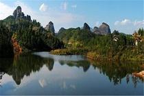 梅州2天丨客天下景区、叶剑英纪念园、平远五指石、玻璃栈道休闲二天度假之旅
