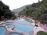 温泉配套度假庄园石城九寨温泉+赣州九寨温泉度假庄园