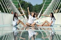 双玻热卖<韶山+大峡谷+玻璃桥+黄龙洞+天门山+凤凰双卧6日>玩转神秘湘西