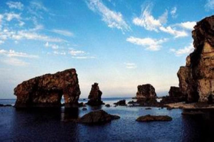 大连+金石滩+老虎滩海洋公园4日*棒槌岛
