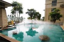 含2人早餐+无限次温泉!广州增城金叶子温泉度假酒店-高级房两天游