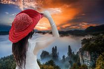 醉美湖南全景 北京硬卧5日-长沙韶山-张家界国家森林公园-大峡谷玻璃桥-凤凰