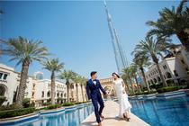 阿联酋旅拍 私人定制!迪拜签证+3晚喜来登酒店+交通+全程拍摄服务