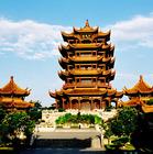武汉市内一日游,天天发团,1人也发班,黄鹤楼,东湖,长江大桥,省博