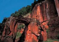 贵阳出发到世界自然遗产赤水2日游:赤水瀑布(十丈洞)玻璃桥景区,佛光岩跟团游