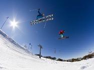 万科松花湖滑雪一日游赏雪滑雪玩雪  纵观雪道亦可近观松花湖雾凇美景