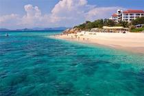 中国国旅、蜈支洲岛一日游、含门票+往返船票、三亚湾亚龙湾大东海可接送