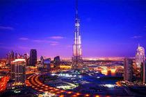 迪拜市区观光一日游-外观阿拉伯塔酒店-哈利法塔-朱美拉清真寺