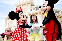 暖冬特价,香港迪士尼2日游+迪士尼探索家酒店+2日迪斯尼门票+三合一景区餐券