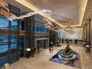 安顺百灵希尔顿逸林酒店+安顺百灵温泉/黄果树瀑布