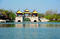 扬州一日游 扬州出发 深度游瘦西湖+个园或何园+大明寺+东关街+汉陵苑