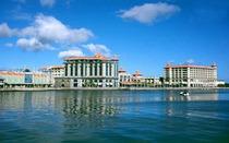 毛里求斯迪拜10日-迪拜万豪鹿饮泉酒店首都北三岛 BBQ