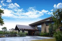 惠州南昆山居温泉度假村高级房(带独立泡池)+双早+双人泳池及房内温泉