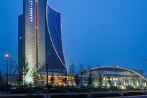 廊坊双人温泉套餐1晚廊坊阿尔卡迪亚国际酒店多种房型任选+早餐+双人温泉票