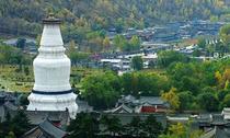 中国四大佛教圣地之一,山西五台山高铁4日游,夜宿五台山,祈福之旅