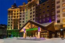 吉林白山(住长白山万达智选假日酒店、标准大/双床、双早、汉拿山温泉、巴士接送