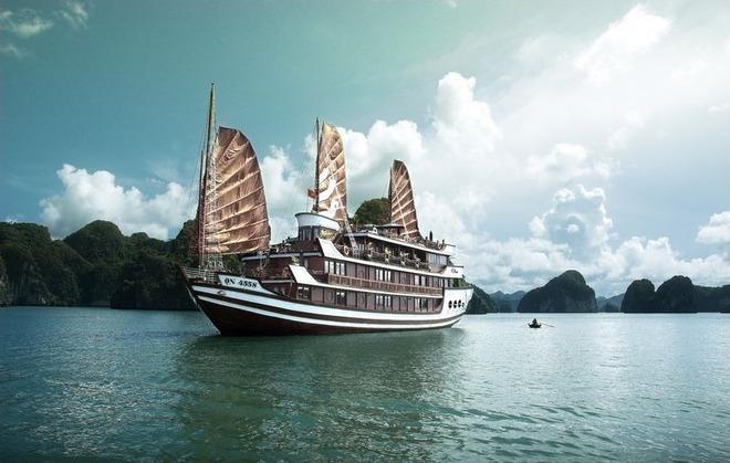 特价推荐61含天堂岛 南宁或北海—越南芒街,下龙湾