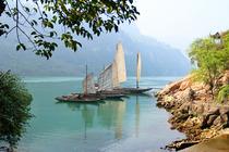 三峡人家一日游 坐船到三峡人家(船观葛洲坝全貌+船游西陵峡)品质纯玩