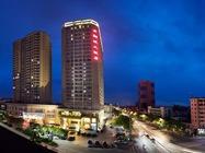 五星级酒店,免费健身房住新余融城大饭店,游江西新余仙女湖