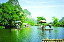 泾县江南第一漂(皮筏)+(竹筏) 双漂纯玩水一日游