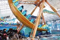 抚顺热高乐园海底两万里室内游乐场一日游/纯玩无自费/空调旅游大巴车/贴心导服