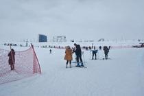 洛阳木札岭滑雪1日巴士跟团游冰雪奇缘