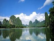 北京出发桂林6天4晚单机票(含税),赠送旅游意外保险