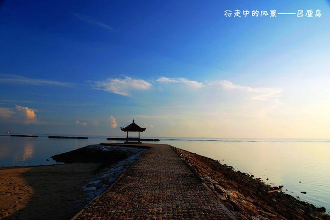 """巴厘岛最美""""阳光海滩""""爱海720°-深起港止-香港直飞五"""