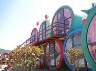 三明2日游自选侠天下客栈,横跨146米的高空玻璃天桥,脚踏虚空,行走其上,体验现实版的侠客空间,感受惊险刺激~