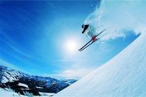 冰雪节乌鲁木齐双5s级丝绸之路滑雪场滑雪一日游(包上门接送)