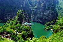 延庆龙庆峡一日游置身山水,游览北方小漓江