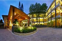 中山温泉宾馆自驾双人套餐:豪华温泉房(带私家池)+双早+双人无限次温泉