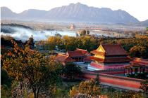 唐山遵化清东陵一日游观帝王陵墓建筑群、游奇幻风水宝地