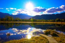 新疆 全程越野车+特色木屋+兵团5A白沙湖+世界魔鬼城+喀纳斯+禾木7日游