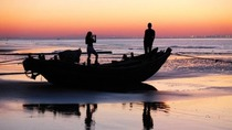 日照2日1晚跟团游万平口 山海天沙滩 龙舟赛海 赠日照海鲜宴