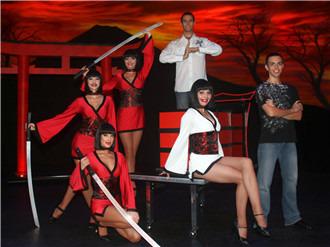 5小时】,拉斯维加斯带来的美式精彩大型魔术,近景魔术和歌舞表演,神奇