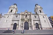 秘鲁利马古往今来1日游(利马市区、圣马丁广场、利马大教宫、总统府)