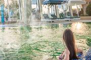 邂逅暖冬之旅1晚黑龙滩长岛天堂洲际酒店+天堂岛温泉票+早餐+健身儿童乐园