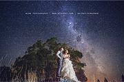 蜜月/婚拍-新西兰南北岛浪漫11日 跳伞开飞机热气球+萤火虫洞+星空保护区+