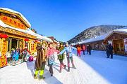 冰雪纯玩团丨长白山+吉林雾凇+亚布力滑雪+童话雪乡6日游丨豪华住宿+精致美食
