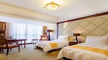 自助游呼和浩特锦江国际大酒店+自助早餐2份