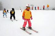 丝绸之路国际滑雪场往返直通车