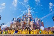 周末特价迪士尼4日游 ♛住五皇庭国际含早餐♛迪士尼门票+机场-景区-酒店接送