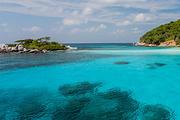 普吉岛大小皇帝岛+蜜月岛一日游