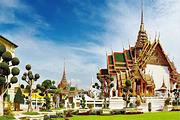 直飞泰国曼谷+芭提雅自由行♥全程四星酒店-升级2晚特色海边酒店♥赠接送机