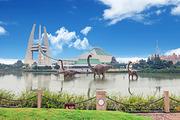 恐龙人俱乐部酒店+双早+双人恐龙园二日不限次门票+赠恐龙人俱乐部项目3选1