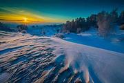北京出发内蒙5日自驾游:乌兰布统-公主湖-塞罕坝-桦木沟5日自驾雪原之旅