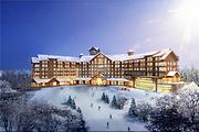 长白山万达智选假日酒店住宿含早餐+水乐园+汉拿山温泉+滑雪场+哇酷戏雪乐园